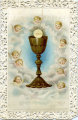 Chalice with angels