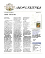 Among Friends 2014 Vol. 14 No. 2