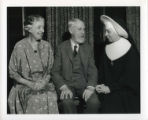 Valery and Christopher Dawson with Sister Madeleva