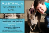 Australia Changed My Life!