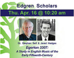 Egerton 3307: A Study in English Music of the Early Fifteenth-Century