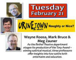 Urinetown: Naughty or Nice?