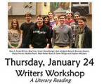 Writer's Workshop: A Literary Reading