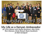 My Life as a Kenyan Ambassador
