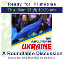 The Revolution in Ukraine: A Rountable Discussion