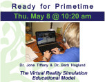 The Virtual Reality Simulation Educational Mode