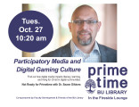 Participatory Media and Digital Gaming Culture