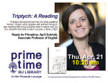 Triptych: A Reading