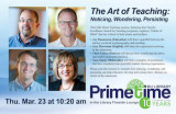 The Art of Teaching: Noticing, Wondering, Persisting