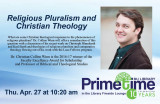 Religious Pluralism and Christian Theology