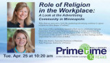 Role of Religion in the Workplace: A Look at the Advertising Community in Minneapolis