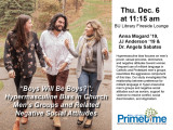 """""""Boys Will Be Boys?"""": Hypermasculine Bias in Church Men's Groups and Related Negative Social Attitudes"""