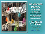 Poetry Writing Students Celebrate Poetry