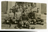 Bethel Academy football team photo 1916