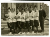 Bethel Academy women's basketball team photo 1917