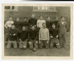 Bethel Academy football team photo 1929