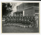 Bethel College Football team photo 1958