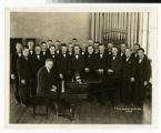 Bethel Institute Male Chorus 1939-40