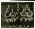 Bethel Academy men's basketball team 1919-1920