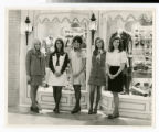Homecoming queen candidates 1969