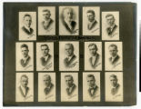 Bethel Theological Seminary Faculty and Students portrait collage 1919
