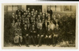 Bethel Theological Seminary group photo October, 1924