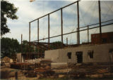 Construction of CLC building 9