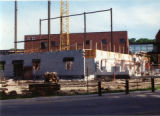 Construction of CLC building 11