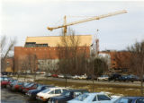 Construction of CLC building 13