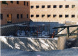 Construction of south addition to CC building 2