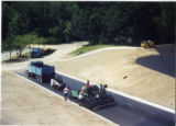 Paving of Heritage Parking Lot by Buck Blacktop 2