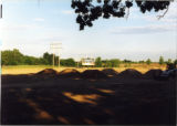 Construction of new football field 7