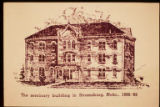The seminary building in Stromsburg, Nebr., 1886-'88