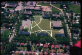 Aerial view of the Snelling Avenue campus