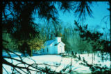 Scandia Chapel in winter