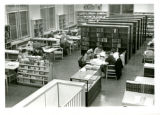 Another view of students studying in library (view 3)