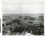 Aerial view of Lake Valentine, Arden Hills