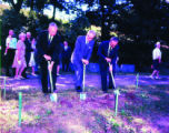 Groundbreaking the Arden Hills Campus