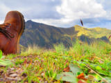 A Boot in the Andes