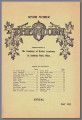 Bethel Yearbook 1912