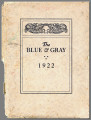 Bethel Yearbook 1922