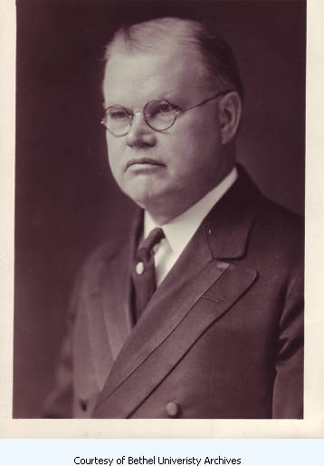 G. Arvid Hagstrom Papers, 1914-1941